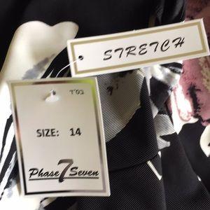 Phase Seven Dresses - Phase 7 Seven sleeveless dress